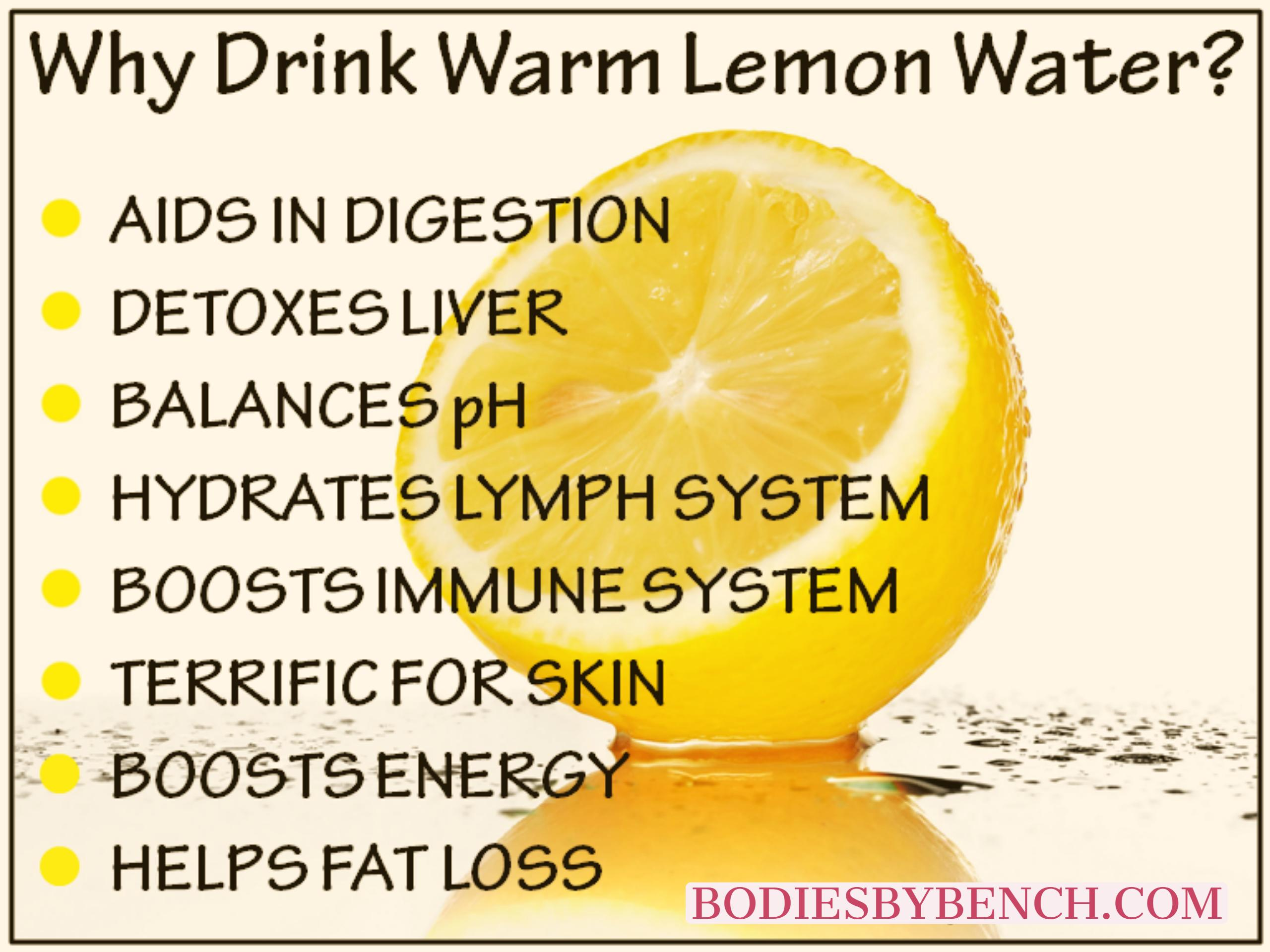 Is Drinking Water With Lemon And Lime Good For You