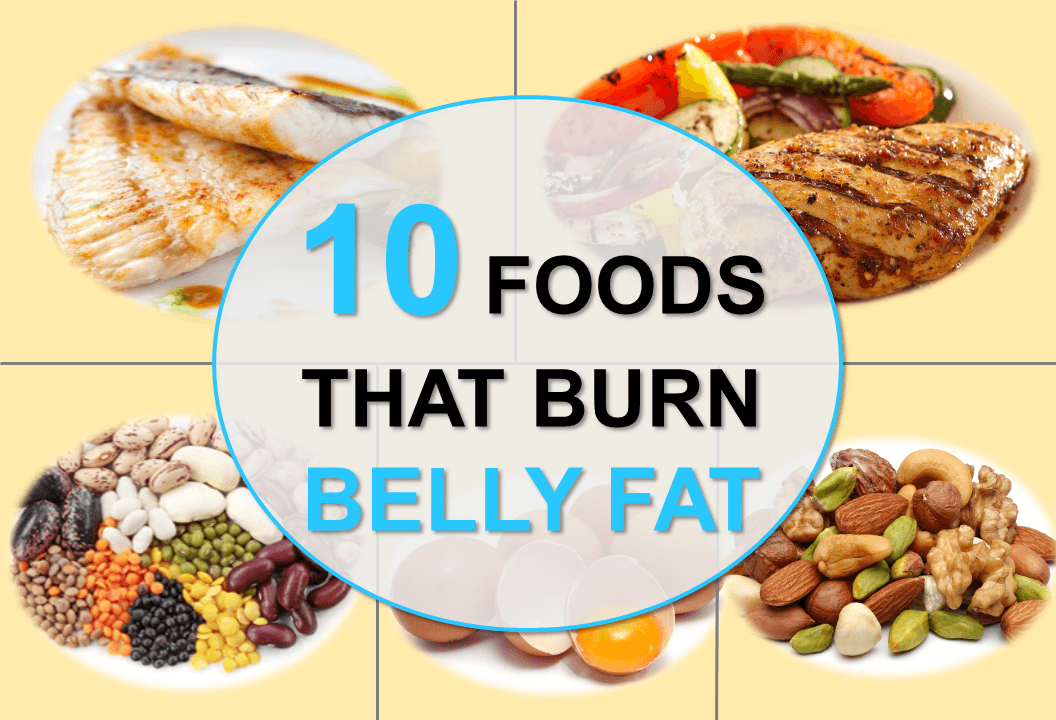 What Foods Help You Lose Belly Fat Fast